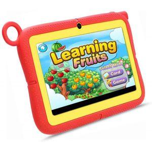 TABLETTE TACTILE Tablette tactile Enfant 7 Pouces-Android 6-1Go RAM