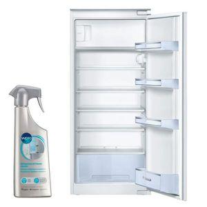 RÉFRIGÉRATEUR CLASSIQUE BOSCH Réfrigérateur frigo simple Porte intégrable