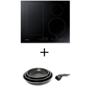 PLAQUE INDUCTION Pack cuisson SAMSUNG NZ64K5747BK - Table de cuisso