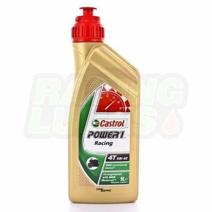 HUILE MOTEUR Castrol Power 1 Racing 4T 5W40 - Conditionnemen...