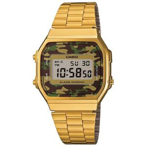 MONTRE OUTDOOR - MONTRE MARINE CASIO Montre Quartz A168WEGC-3EF Mixte