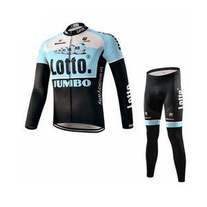 Il brigand Hiver Coupe-Vent Cyclisme Veste en Bleu Fabriqué en Italie par Santini