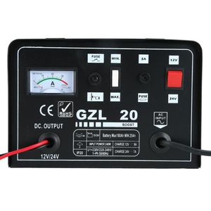DEMARREUR Chargeur démarreur de batterie GZL-20 voiture jump