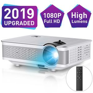 Vidéoprojecteur Vidéoprojecteur 4K LED Portable -Transjee A5500 Mi
