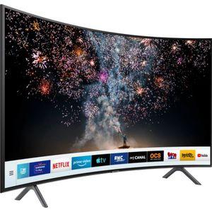 Téléviseur LED TV LED Samsung UE49RU7305 incurvé • Téléviseur • I