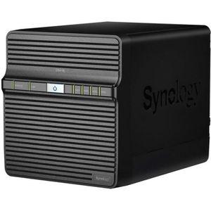 SERVEUR STOCKAGE - NAS  SYNOLOGY - Serveur de Stockage (NAS) - DS418j - 4