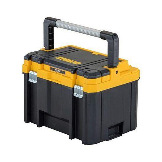 Adaptateur Perceuses Valise 390x240x110mm adaptateur Perceuses Valise Boîte à outils acier