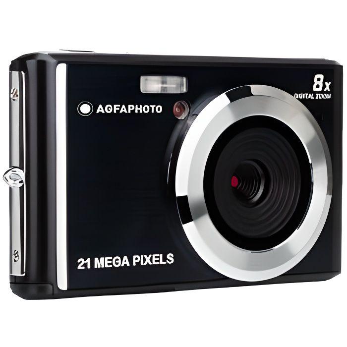 AGFA PHOTO - Appareil Photo Numérique Compact Cam DC5200 - Noir