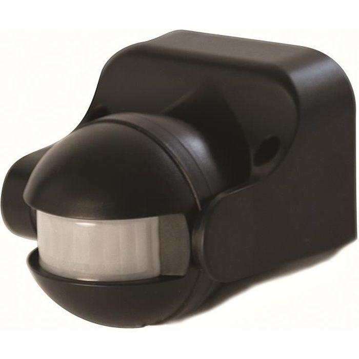 SCS SENTINEL Détecteur de mouvement LightSensor noir
