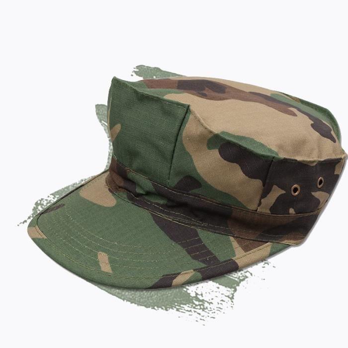 Chapeaux militaires à rabat, chapeau tactique, Camouflage, style extérieur, pour hommes et femmes, s JG