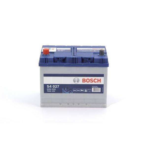 BOSCH Batterie Auto S4027 70Ah/630A