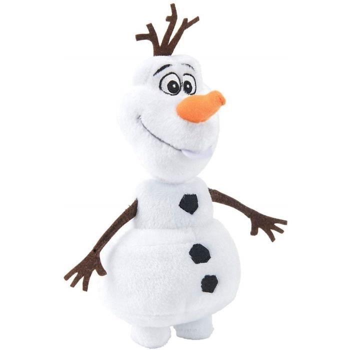 Disney Frozen Olaf Bonhomme de neige Reine des Neiges peluche 35 cm 887