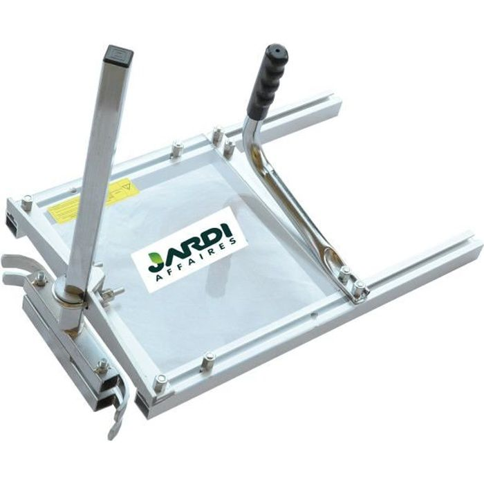 Mini-scierie mobile gruminette pour tronçonneuse avec guide de 35 à 50cm