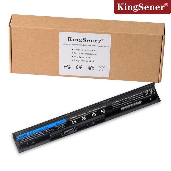 Kingsener 14.8V 41Wh New Vi04 Batterie pour Hp Probook 440/450 G2 Series 756743 001 756745 001 756744 001 756478 421