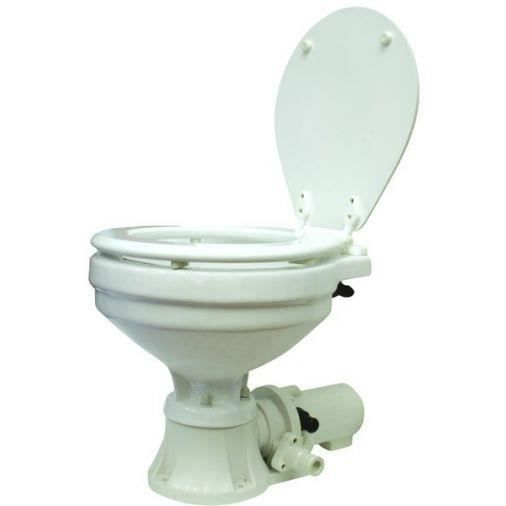 WC marine électrique LT-0E 12V Modele