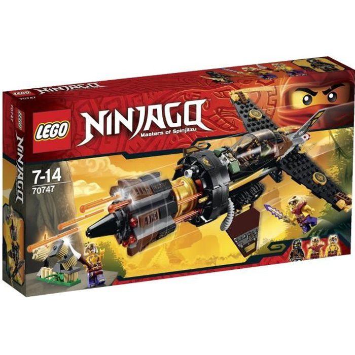 LEGO® Ninjago 70747 Le Jet Multi-Missiles