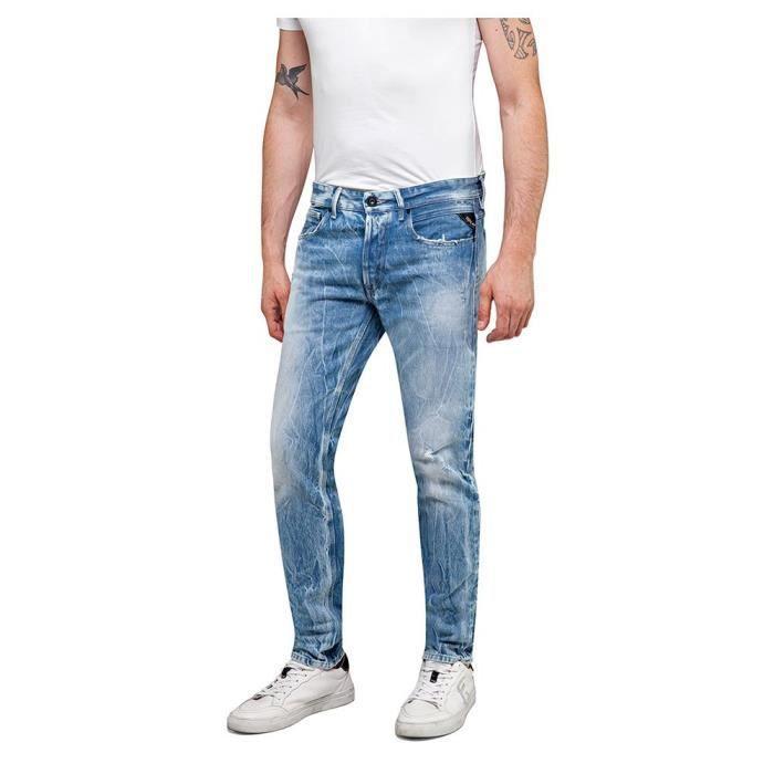 Vêtements Homme Pantalons Replay M1008a Willbi