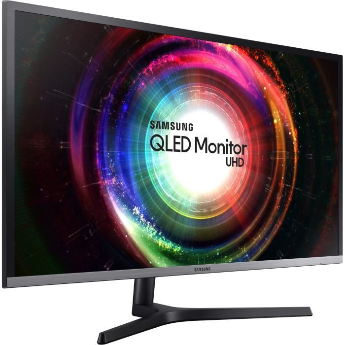 SAMSUNG U32H850 - Ecran 32 pouces UHD QLED - Dalle VA - 4ms - HDMI/ Display Port - FreeSync