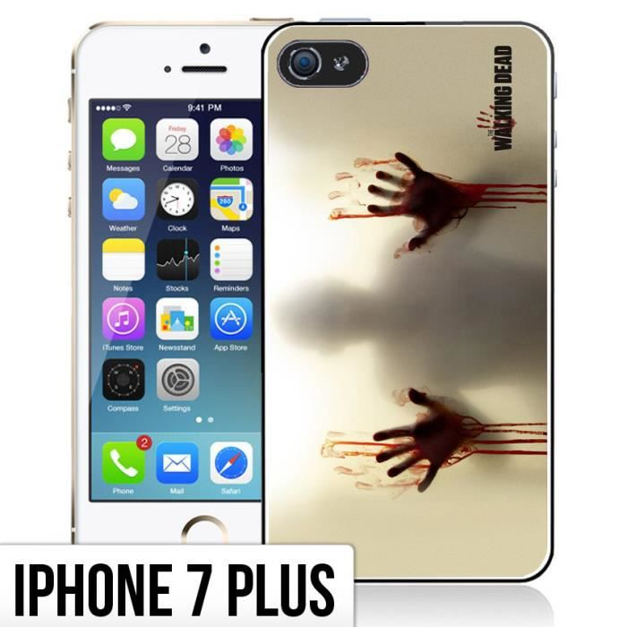 coque iphone 7 walking dead