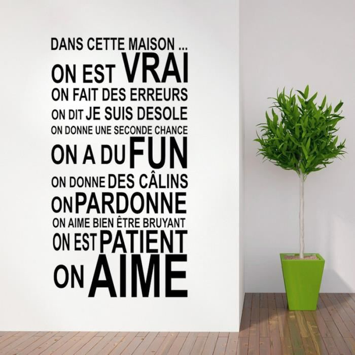 Stickers couloir maison ventana blog for Stickers couloir