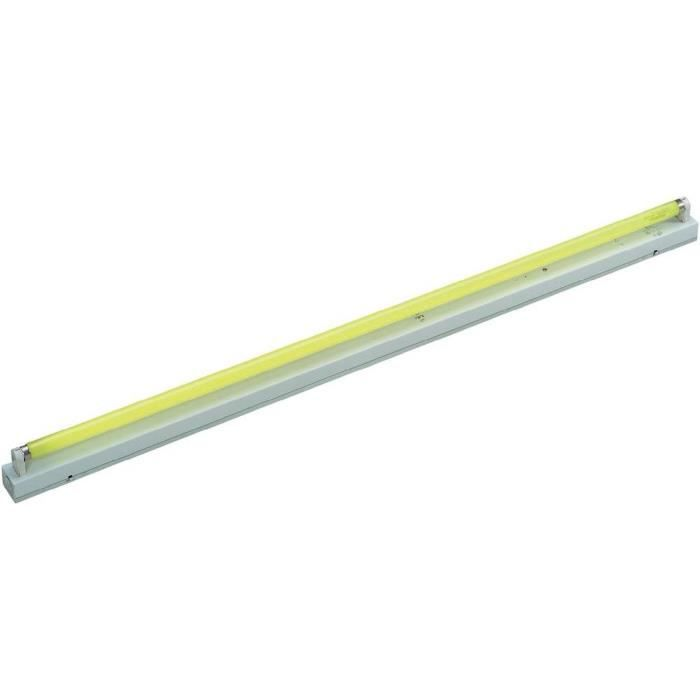 tube fluorescent 120 cm 36w jaune achat vente tube lumineux cdiscount. Black Bedroom Furniture Sets. Home Design Ideas