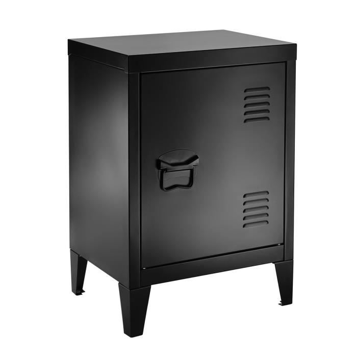 armoire metal blanc achat vente pas cher. Black Bedroom Furniture Sets. Home Design Ideas