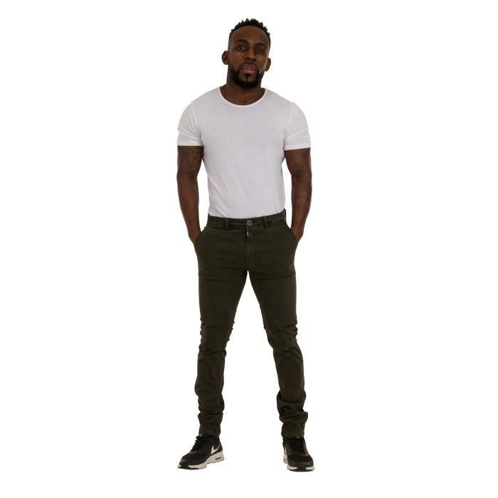 Homme Gym King conique avec Fermeture à Glissière Sweats à Capuche en Noir//Blanc Coupe Slim