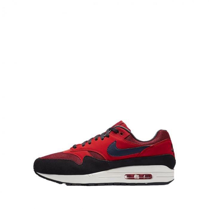 air max 1 rouge