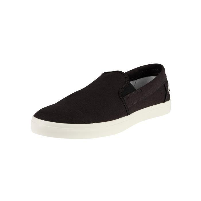 chaussure toile timberland