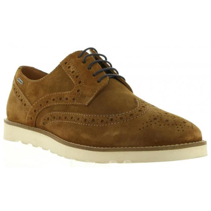 Chaussures pour Homme PEPE JEANS PMS10182 BARLEY 877 NUT BROWN