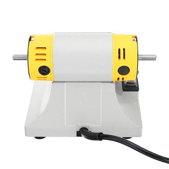 tampon de meulage Roue en tissu de polissage 7,6 cm 50 couches Mini machine /à meuler outil abrasif free size blanc
