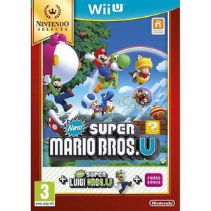 JEU WII U New Super Mario Bros.U Select Jeu Wii U