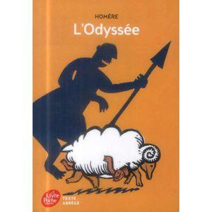 Livre 9 -12 ANS L'Odyssée