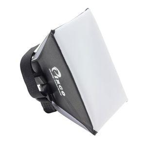 FLASH Universel Pliable Softbox appareil photo Flash Dif