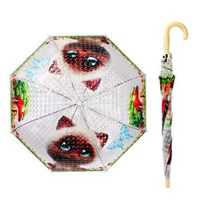 PARAPLUIE Parapluie LKC0Q Papillon 3D s-Cat animal Champigno