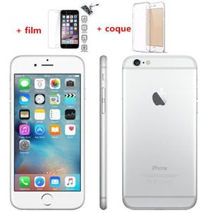 SMARTPHONE RECOND. APPLE iPhone 6S argent 32Go remise à neuf Grade A+