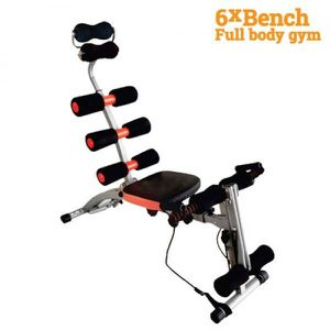 APPAREIL ABDO Banc de Musculation Six Pack Care