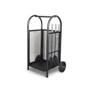 chariot a buches bois achat vente chariot a buches bois pas cher cdiscount. Black Bedroom Furniture Sets. Home Design Ideas