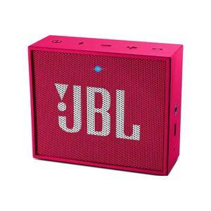ENCEINTE NOMADE JBL GO Enceinte bluetooth portable rose