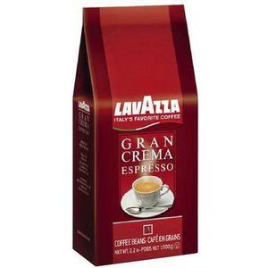 CAFÉ Lavazza, Café en grains Gran Crema Espresso, 1 KG