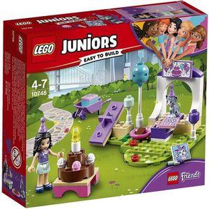 ASSEMBLAGE CONSTRUCTION LEGO® Juniors Friends 10748 La fête des animaux d'