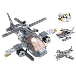 ASSEMBLAGE CONSTRUCTION Briques Compatibles Lego - Construction - Aircraft