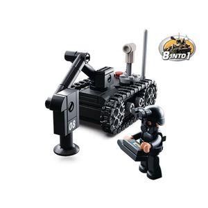 ASSEMBLAGE CONSTRUCTION Briques Compatibles Lego - Construction - Armée Se
