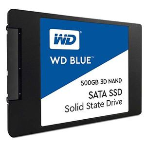 DISQUE DUR SSD Western Digital WD Blue 3D NAND SATA SSD Unità all
