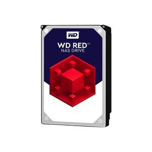 DISQUE DUR INTERNE WD Red NAS Hard Drive WD30EFRX Disque dur 3 To int