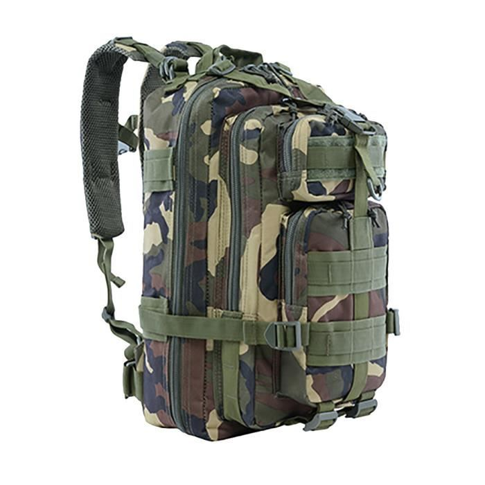 20L 3P Outdoor Rucksacks Sac à dos Camping Randonnée Trekking Bag J6915