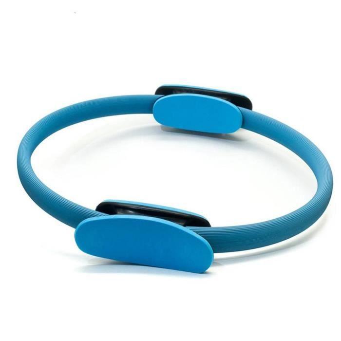 Portable taille 38CM Yoga anneau de résistance léger minceur cercle magique cuisses jambes résistance Yoga ann*CC4004