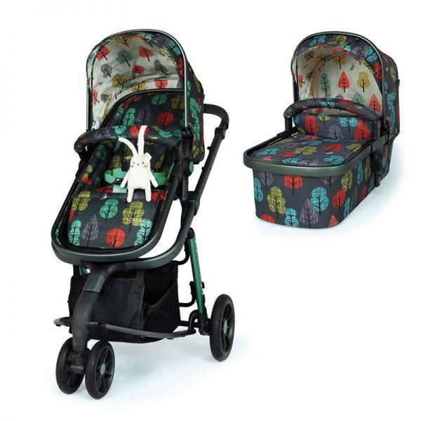 Poussette combinée Cosatto Giggle 3 Hare Wood