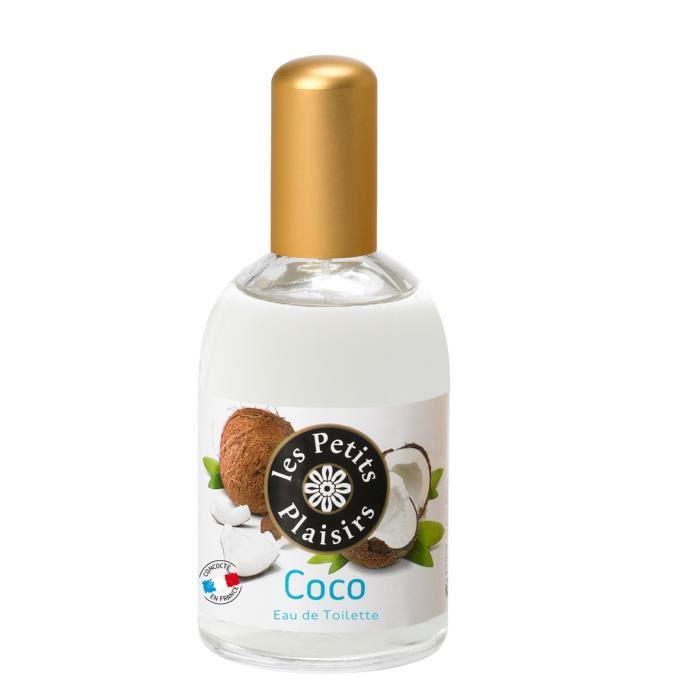 LES PETITS PLAISIRS Eau de toilette parpfum Coco - Vaporisateur de 110 ml