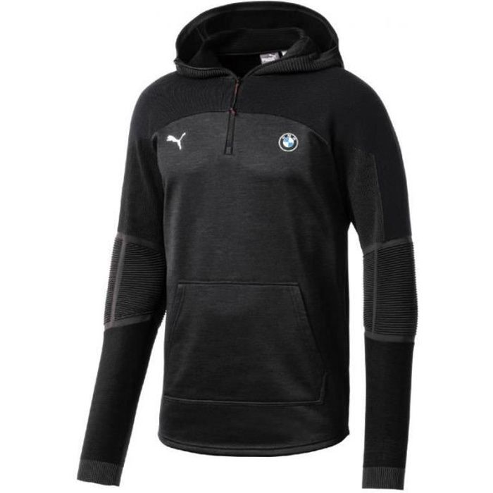 Sweat 1/2 zip Puma BMW evoknit